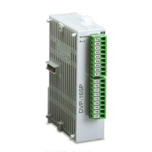 Delta DVP16SP11R/T Extension Module
