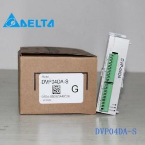 Delta DVP04DAS Digital to Analog Ext Module