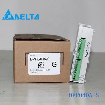 Delta DVP04DAS Digital to Analog Ext Module