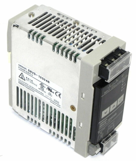 Omron S8VS-12024A SMPS