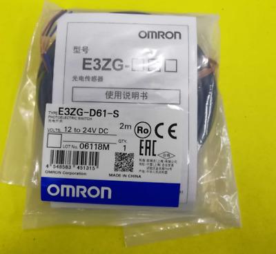Omron E3ZG-D61 Sensor