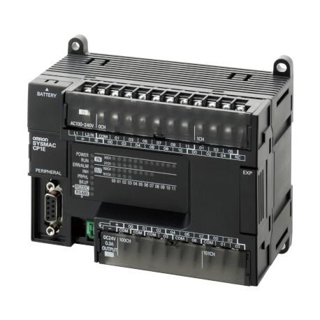 Omron CP1E-N20DT1-D PLC