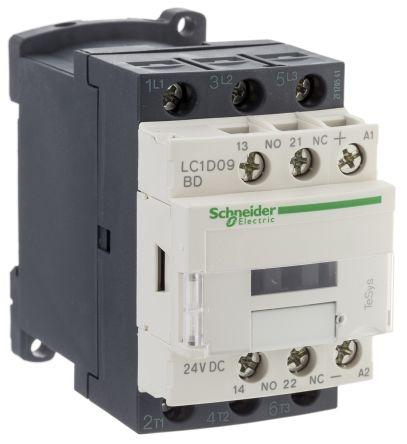Schneider DC Contactor