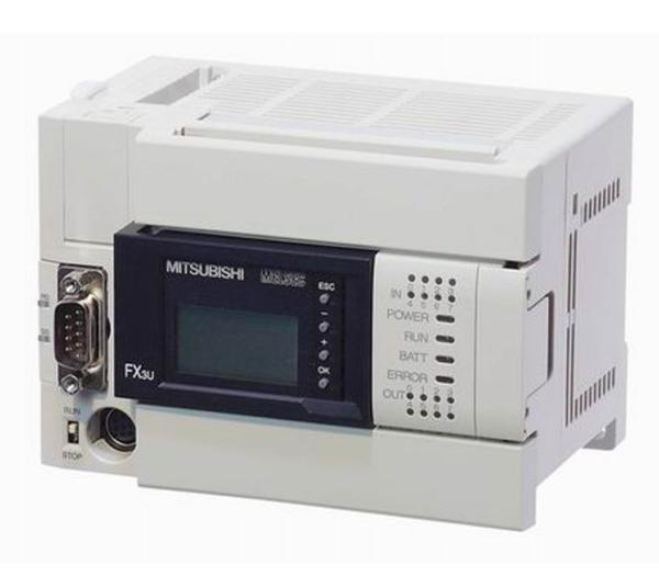 Mitsubishi FX3U-16MT/ES-A PLC